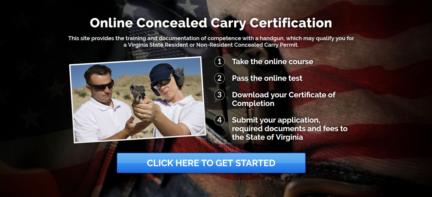 how to get a licence to carry a concealed weapon