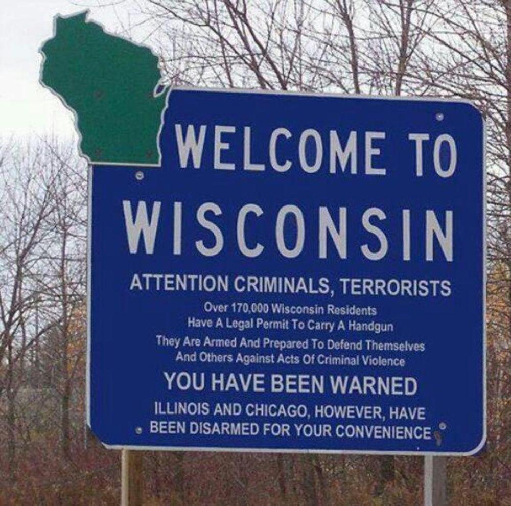 Wisconsin CCW