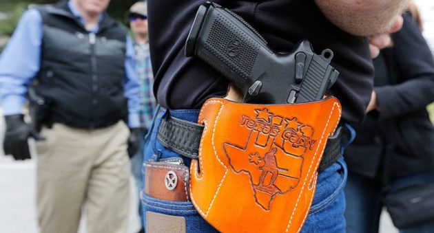texas license to carry laws