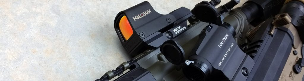 Best Reflex Sight That Won't Break The Bank HoloSun
