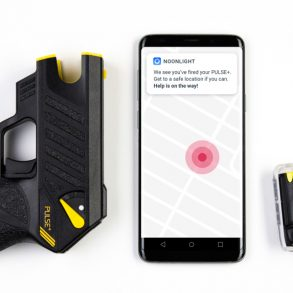 Taser Pulse Plus Gun