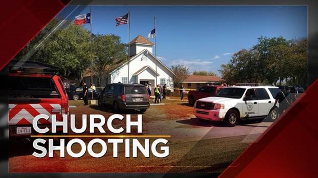 church shooting statistics