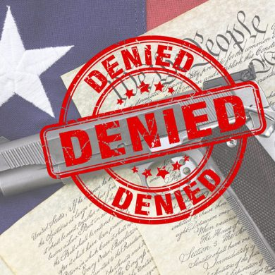 What Can Stop You from Getting a Concealed Weapons Permit?