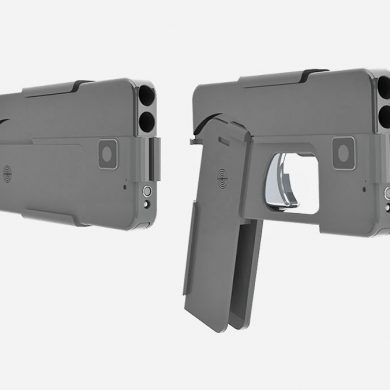 ideal conceal cell phone pistol